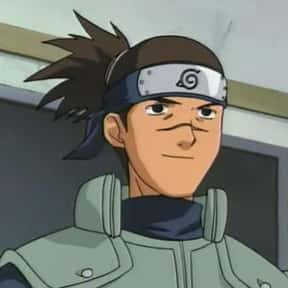 Iruka Umino is listed (or ranked) 25 on the list The Best Naruto Characters