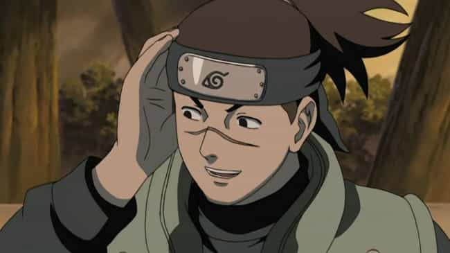 Iruka Umino is listed (or ranked) 1 on the list The 14 Most Underrated Anime Heroes That Don't Get Enough Credit