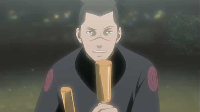 Iruka Umino is listed (or ranked) 2 on the list 15 Anime Characters Who Stepped In As Parental Substitutes