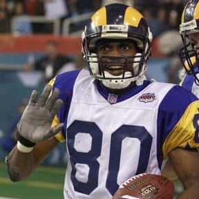Isaac Bruce is listed (or ranked) 5 on the list The Best Los Angeles Rams of All Time