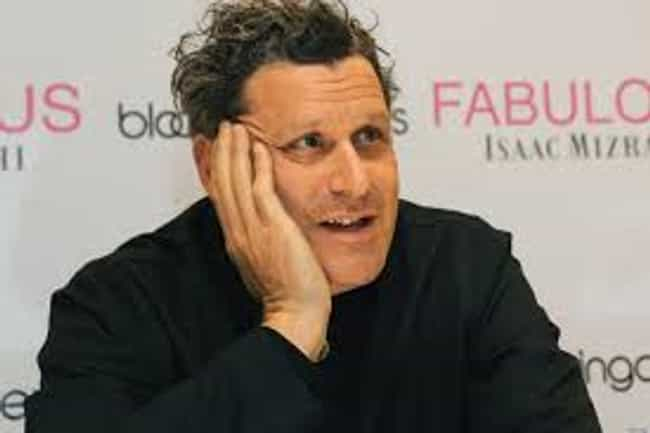 Isaac Mizrahi is listed (or ranked) 4 on the list Famous Friends of Natalie Portman