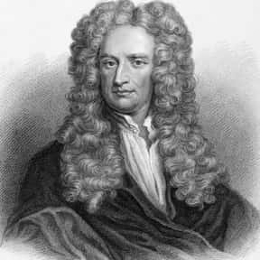 Isaac Newton is listed (or ranked) 15 on the list Famous People Who Died in England
