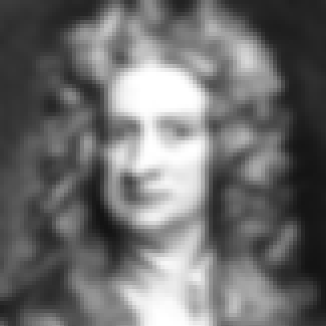 Isaac Newton is listed (or ranked) 3 on the list Famous Capricorn Celebrities