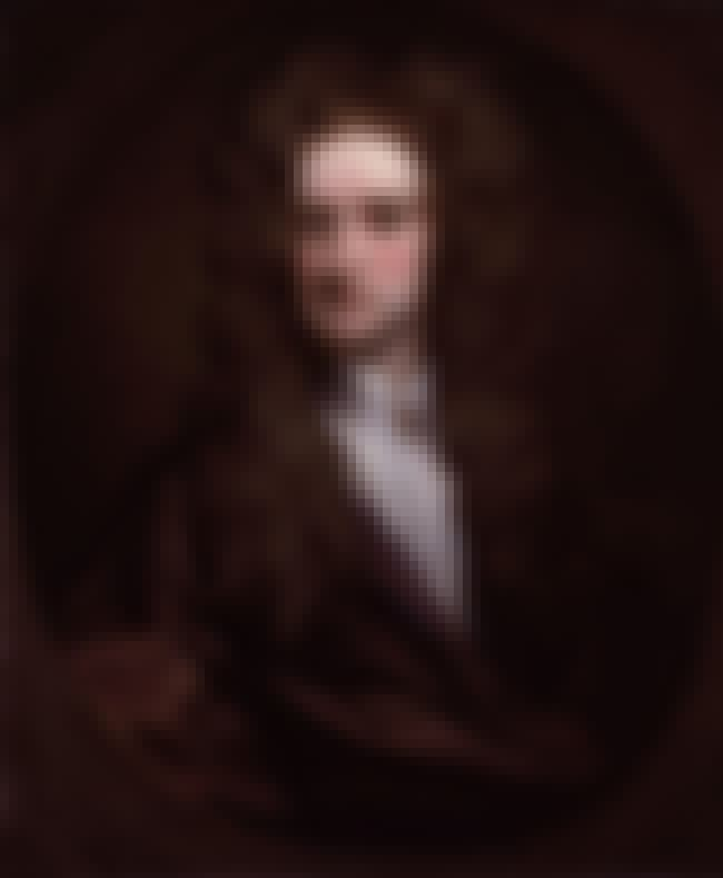 Isaac Newton is listed (or ranked) 1 on the list List of Famous Astronomers