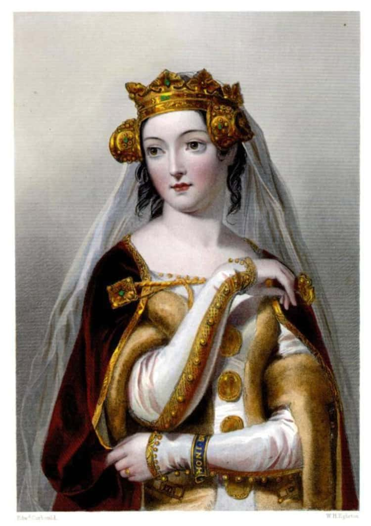Queen Isabella Overthrew Her Husband With The Help Of Her Lover