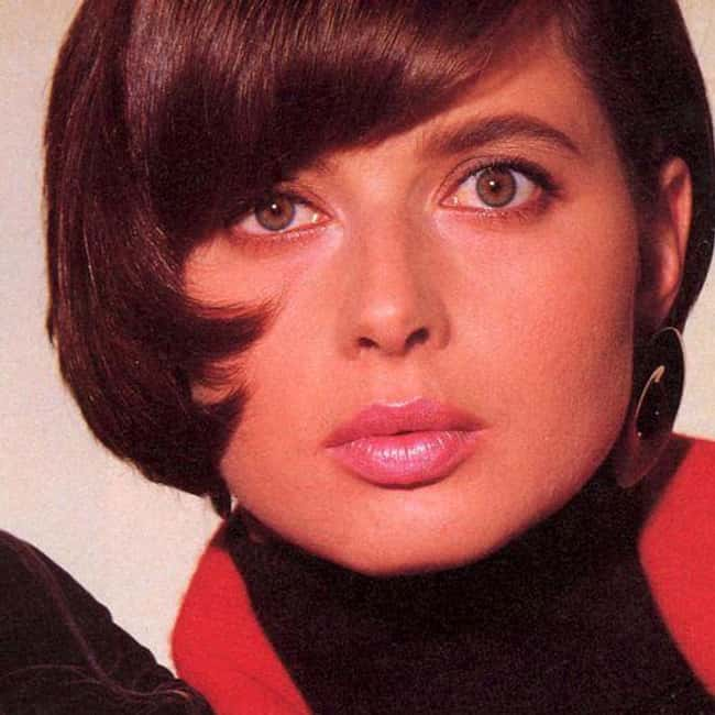 Isabella Rossellini is listed (or ranked) 52 on the list The Most Captivating Celebrity Eyes (Women)
