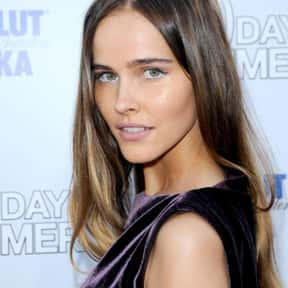 Isabel Lucas is listed (or ranked) 16 on the list Famous People From Florida