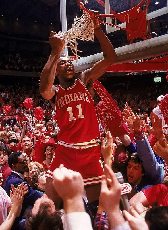 Random Greatest Indiana Hoosiers Basketball Players of All Time