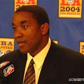 Isiah Thomas is listed (or ranked) 2 on the list The Worst NBA Executives of All Time