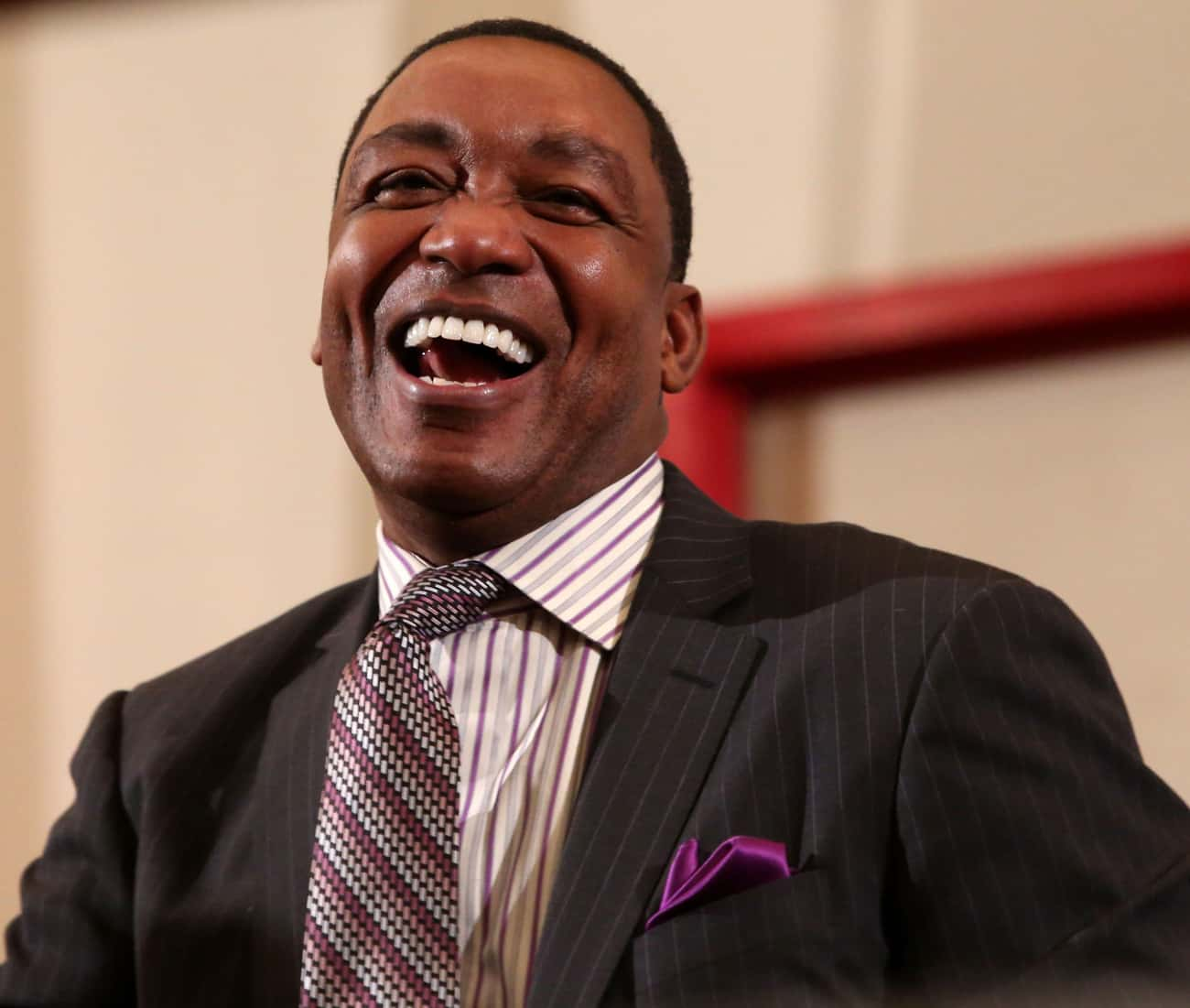 Isiah Thomas is listed (or ranked) 1 on the list The Best Detroit Pistons To Have Their Numbers Retired