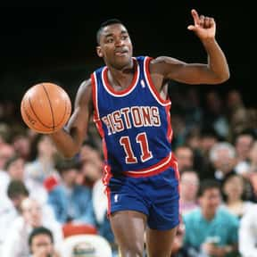 Isiah Thomas is listed (or ranked) 1 on the list The Best NBA Players from Illinois
