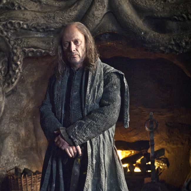 Balon Greyjoy is listed (or ranked) 1 on the list All Members of House Greyjoy