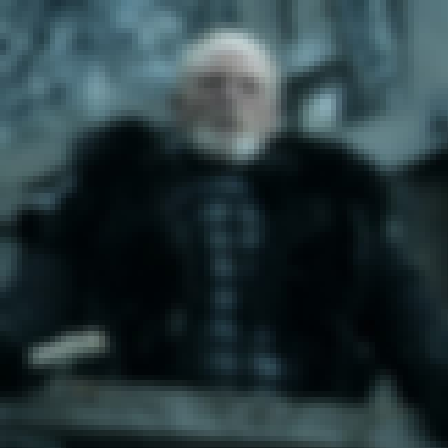 Jeor Mormont is listed (or ranked) 4 on the list All Brothers of the Night's Watch