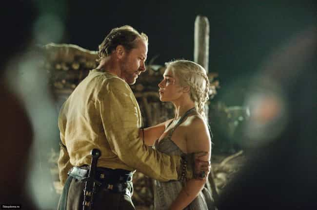 Jorah Mormont is listed (or ranked) 3 on the list Film and TV Characters Most Doomed to Spend Forever in the Friendzone