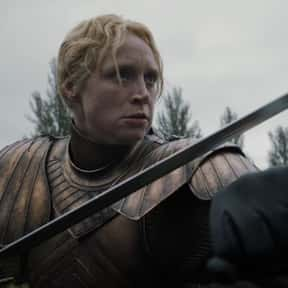 Brienne of Tarth is listed (or ranked) 5 on the list The Most Hardcore Game of Thrones Characters