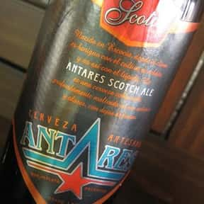Antares Scotch Ale is listed (or ranked) 6 on the list Beers with 6.0 Percent Alcohol Content