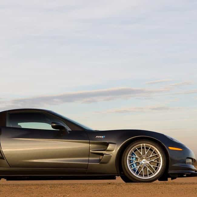 2009 Chevrolet Corvette ... is listed (or ranked) 1 on the list The Best Chevrolet Corvettes of All Time