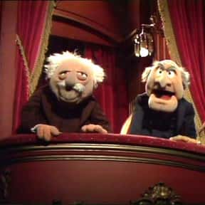 Statler and Waldorf is listed (or ranked) 21 on the list The Most Beloved Grumps in TV History