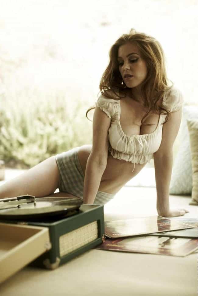 Isla Fisher is listed (or ranked) 1 on the list The Most Appealing Natural Redheads