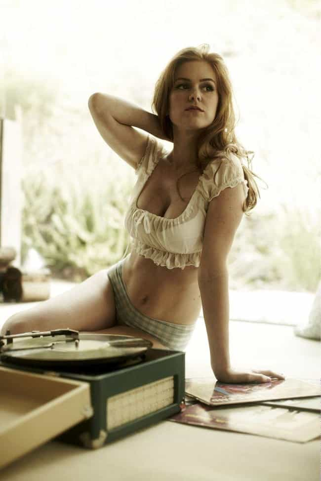 Isla Fisher is listed (or ranked) 2 on the list The Most Attractive Redheads Ever
