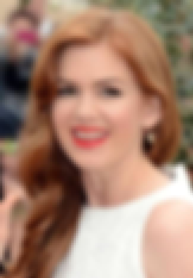 Isla Fisher is listed (or ranked) 3 on the list Celebrities Who Weren't Born Where You Think