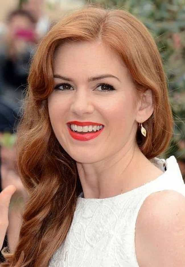 Isla Fisher is listed (or ranked) 3 on the list 50+ Celebrities Who Have Almost Died
