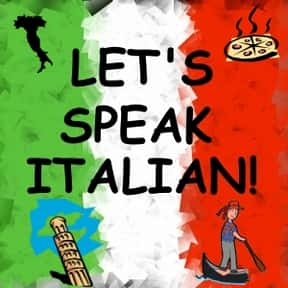Italian Language is listed (or ranked) 11 on the list The Best Language to Learn
