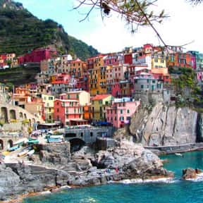 Italy is listed (or ranked) 1 on the list The Best Countries to Travel To