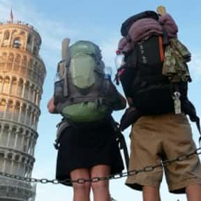 Italy is listed (or ranked) 22 on the list The Best Countries to Backpack