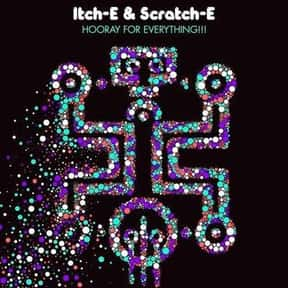 Itch-E and Scratch-E is listed (or ranked) 22 on the list Ministry of Sound Complete Artist Roster