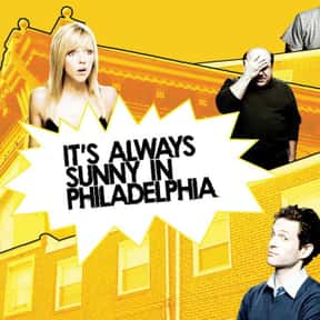 It's Always Sunny in Philadelp is listed (or ranked) 3 on the list The Funniest Shows on TV Right Now
