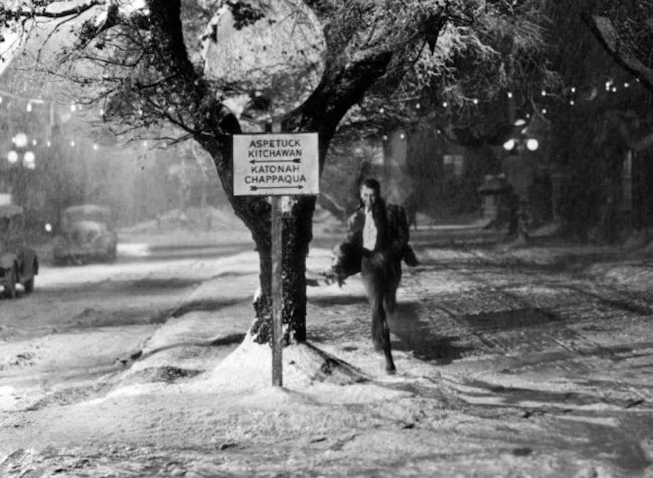 It's a Wonderful Life (194 is listed (or ranked) 4 on the list The Biggest Movie Sets in Film History