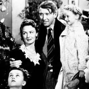It's a Wonderful Life is listed (or ranked) 5 on the list The Best Black and White Movies Ever Made