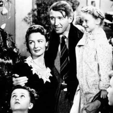 'It's A Wonderful Life' is listed (or ranked) 6 on the list The Best Movies That Were Originally Panned by Critics