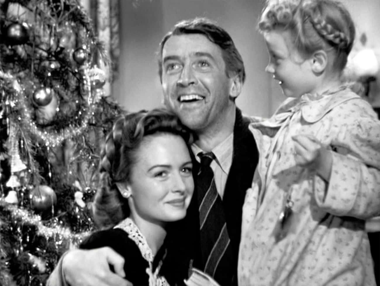 It's a Wonderful Life is listed (or ranked) 4 on the list 28 Great Films That Didn't Win Oscars