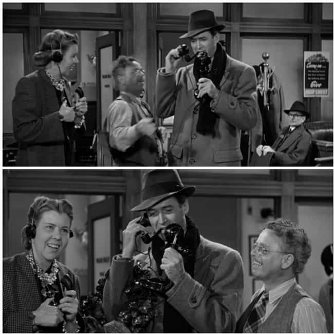 It's a Wonderful Life is listed (or ranked) 4 on the list The Biggest Continuity Errors You Never Noticed In Huge Movies