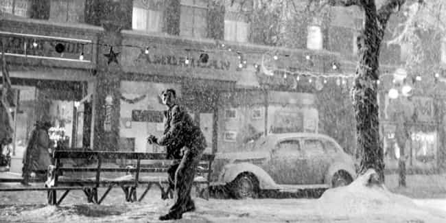It's a Wonderful Life is listed (or ranked) 4 on the list The Biggest Movie Sets in Film History
