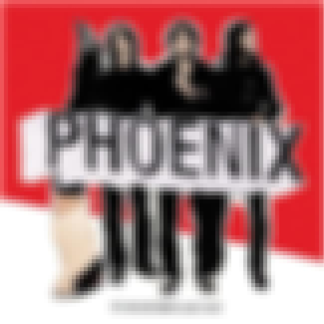 It's Never Been Like That is listed (or ranked) 2 on the list The Best Phoenix Albums of All Time