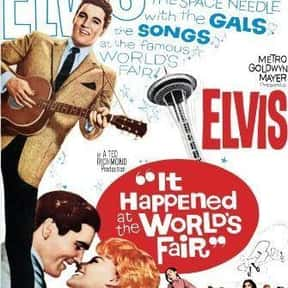 It Happened at the World's is listed (or ranked) 17 on the list The Best Elvis Presley Movies