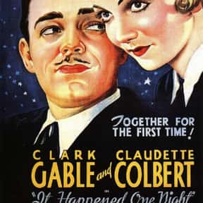 It Happened One Night is listed (or ranked) 1 on the list The Best '30s Romantic Comedies