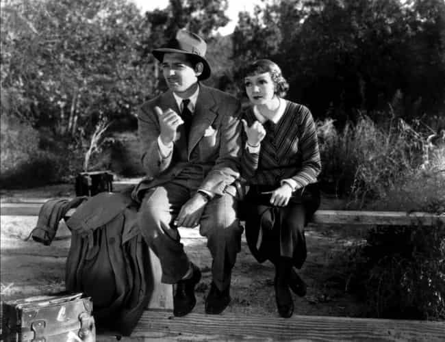 """It Happened One Night is listed (or ranked) 4 on the list The Most Important """"Firsts"""" In Film History"""