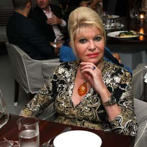 Ivana Trump is listed (or ranked) 2 on the list Famous People From Czech Republic