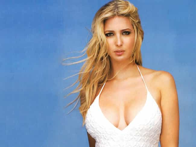 Ivanka Trump is listed (or ranked) 5 on the list Famous Christians Who Converted to Judaism