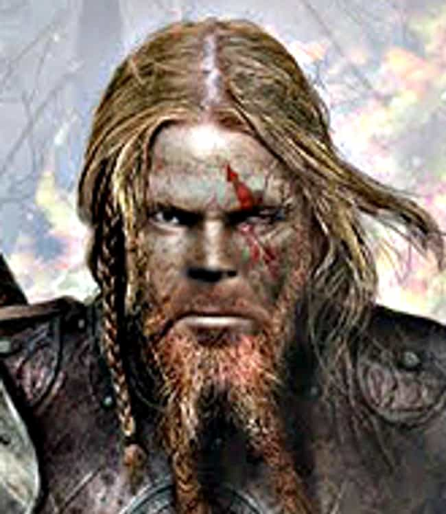 Ivar the Boneless is listed (or ranked) 4 on the list The 30 Biggest Badasses In History