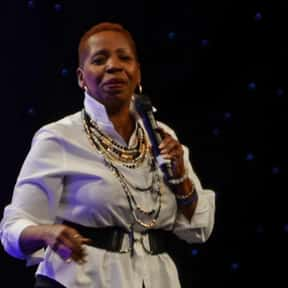 Iyanla Vanzant is listed (or ranked) 21 on the list The Best Black Female Talk Show Hosts In TV History
