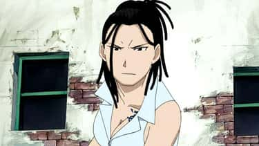 Izumi Curtis - 'Fullmetal Alch is listed (or ranked) 2 on the list 15 Powerful Mothers Who Prove Anime Moms Aren't All Useless