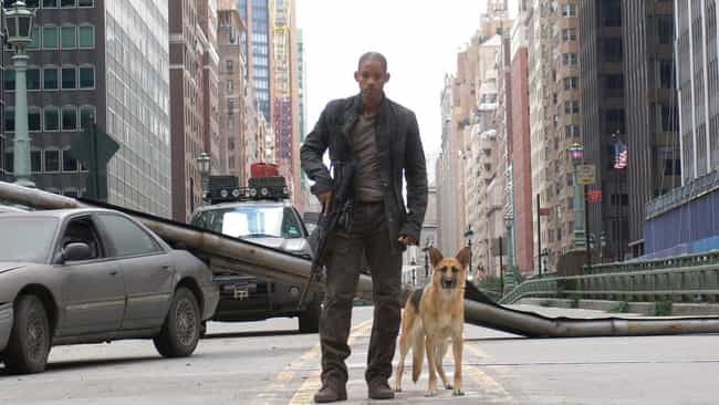 I Am Legend is listed (or ranked) 1 on the list Underrated Sci-Fi Movies Where There's Only One Person Left Alive
