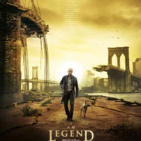 I Am Legend is listed (or ranked) 6 on the list The Greatest Disaster Movies of All Time