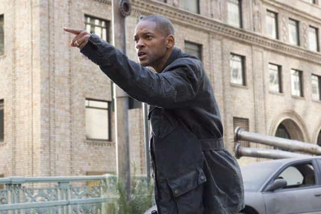 I Am Legend is listed (or ranked) 2 on the list The Best Movies with Only One Actor