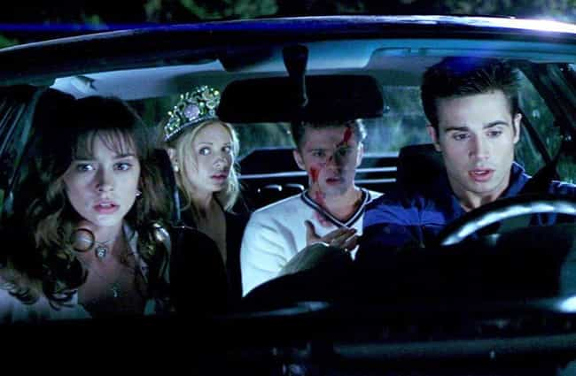 I Know What You Did Last Summe... is listed (or ranked) 8 on the list The Dumbest Friend Groups In Horror